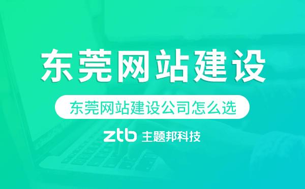 东莞网站建设公司怎么选
