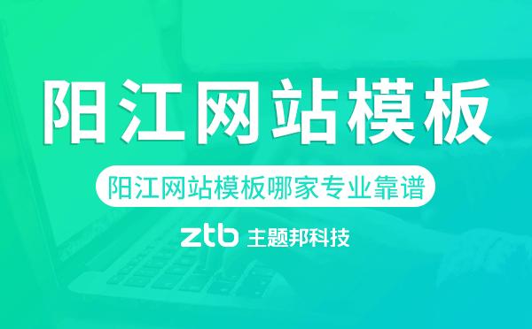 阳江网站模板哪家公司专业靠谱