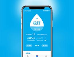物联网净水器小程序-黑龙江小程序开发案例