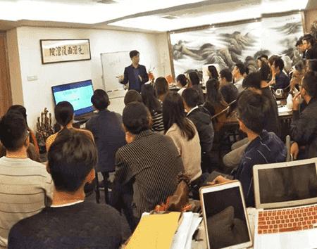 河北网站建设公司每月培训