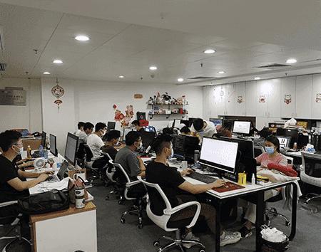 河北网站建设公司团建
